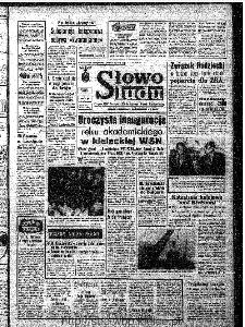 Słowo Ludu : organ Komitetu Wojewódzkiego Polskiej Zjednoczonej Partii Robotniczej, 1972, R.XXIII, nr 277