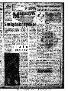 Słowo Ludu : organ Komitetu Wojewódzkiego Polskiej Zjednoczonej Partii Robotniczej, 1972, R.XXIII, nr 281 (magazyn)