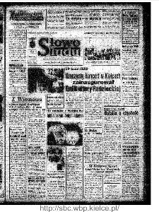 Słowo Ludu : organ Komitetu Wojewódzkiego Polskiej Zjednoczonej Partii Robotniczej, 1972, R.XXIII, nr 283