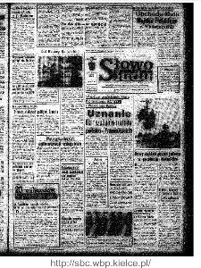 Słowo Ludu : organ Komitetu Wojewódzkiego Polskiej Zjednoczonej Partii Robotniczej, 1972, R.XXIII, nr 285