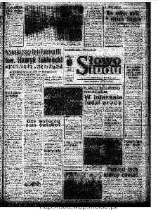 Słowo Ludu : organ Komitetu Wojewódzkiego Polskiej Zjednoczonej Partii Robotniczej, 1972, R.XXIII, nr 307