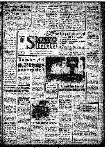 Słowo Ludu : organ Komitetu Wojewódzkiego Polskiej Zjednoczonej Partii Robotniczej, 1972, R.XXIII, nr 311