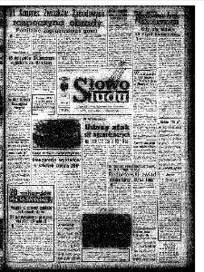 Słowo Ludu : organ Komitetu Wojewódzkiego Polskiej Zjednoczonej Partii Robotniczej, 1972, R.XXIII, nr 318