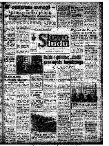 Słowo Ludu : organ Komitetu Wojewódzkiego Polskiej Zjednoczonej Partii Robotniczej, 1972, R.XXIII, nr 320