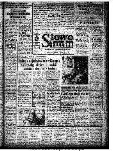 Słowo Ludu : organ Komitetu Wojewódzkiego Polskiej Zjednoczonej Partii Robotniczej, 1972, R.XXIII, nr 324
