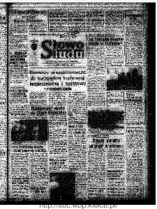 Słowo Ludu : organ Komitetu Wojewódzkiego Polskiej Zjednoczonej Partii Robotniczej, 1972, R.XXIII, nr 328