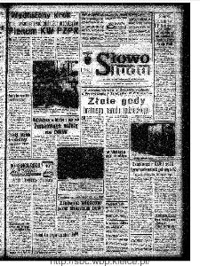 Słowo Ludu : organ Komitetu Wojewódzkiego Polskiej Zjednoczonej Partii Robotniczej, 1972, R.XXIII, nr 356
