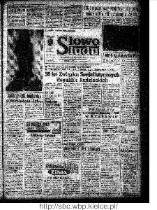 Słowo Ludu : organ Komitetu Wojewódzkiego Polskiej Zjednoczonej Partii Robotniczej, 1972, R.XXIII, nr 357