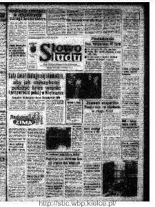 Słowo Ludu : organ Komitetu Wojewódzkiego Polskiej Zjednoczonej Partii Robotniczej, 1973, R.XXIV, nr 4