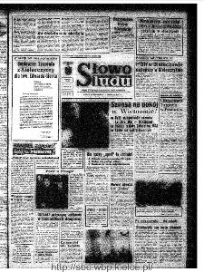 Słowo Ludu : organ Komitetu Wojewódzkiego Polskiej Zjednoczonej Partii Robotniczej, 1973, R.XXIV, nr 8