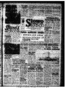 Słowo Ludu : organ Komitetu Wojewódzkiego Polskiej Zjednoczonej Partii Robotniczej, 1973, R.XXIV, nr 17