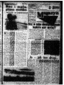 Słowo Ludu : organ Komitetu Wojewódzkiego Polskiej Zjednoczonej Partii Robotniczej, 1973, R.XXIV, nr 20