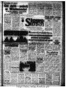 Słowo Ludu : organ Komitetu Wojewódzkiego Polskiej Zjednoczonej Partii Robotniczej, 1973, R.XXIV, nr 28
