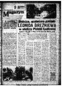 Słowo Ludu : organ Komitetu Wojewódzkiego Polskiej Zjednoczonej Partii Robotniczej, 1973, R.XXIV, nr 132 (magazyn)