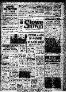 Słowo Ludu : organ Komitetu Wojewódzkiego Polskiej Zjednoczonej Partii Robotniczej, 1973, R.XXIV, nr 150