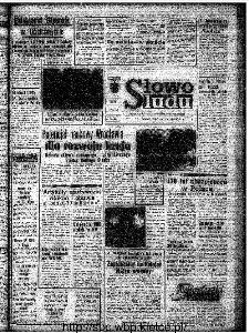 Słowo Ludu : organ Komitetu Wojewódzkiego Polskiej Zjednoczonej Partii Robotniczej, 1973, R.XXIV, nr 165