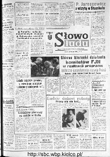 Słowo Ludu : organ Komitetu Wojewódzkiego Polskiej Zjednoczonej Partii Robotniczej, 1973, R.XXIV, nr 145
