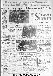 Słowo Ludu : organ Komitetu Wojewódzkiego Polskiej Zjednoczonej Partii Robotniczej, 1973, R.XXIV, nr 133
