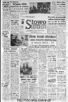 Słowo Ludu : organ Komitetu Wojewódzkiego Polskiej Zjednoczonej Partii Robotniczej, 1973, R.XXIV, nr 44