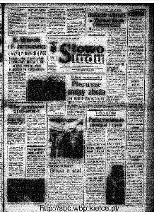 Słowo Ludu : organ Komitetu Wojewódzkiego Polskiej Zjednoczonej Partii Robotniczej, 1973, R.XXIV, nr 194