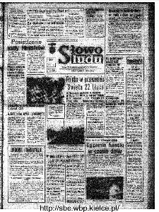 Słowo Ludu : organ Komitetu Wojewódzkiego Polskiej Zjednoczonej Partii Robotniczej, 1973, R.XXIV, nr 201