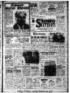 Słowo Ludu : organ Komitetu Wojewódzkiego Polskiej Zjednoczonej Partii Robotniczej, 1973, R.XXIV, nr 214