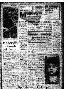 Słowo Ludu : organ Komitetu Wojewódzkiego Polskiej Zjednoczonej Partii Robotniczej, 1973, R.XXIV, nr 237 (magazyn)