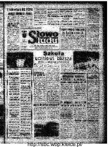 Słowo Ludu : organ Komitetu Wojewódzkiego Polskiej Zjednoczonej Partii Robotniczej, 1973, R.XXIV, nr 243