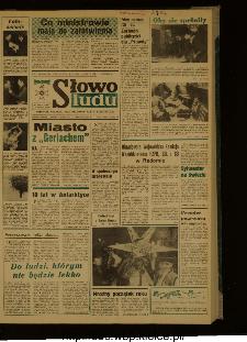 Słowo Ludu : dziennik Polskiej Zjednoczonej Partii Robotniczej, 1987 R.XXXVIII, nr 3