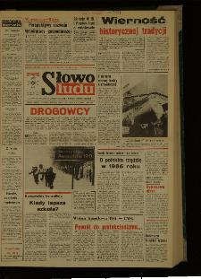 Słowo Ludu : dziennik Polskiej Zjednoczonej Partii Robotniczej, 1987 R.XXXVIII, nr 5