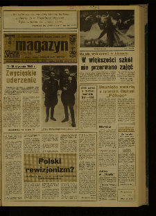 Słowo Ludu : dziennik Polskiej Zjednoczonej Partii Robotniczej, 1987 R.XXXVIII, nr 7 (magazyn)