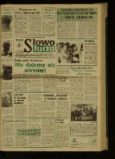 Słowo Ludu : dziennik Polskiej Zjednoczonej Partii Robotniczej, 1987 R.XXXVIII, nr 8