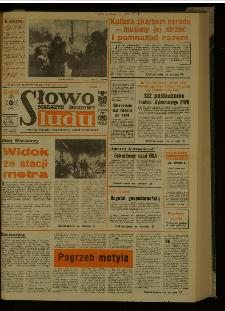 Słowo Ludu : dziennik Polskiej Zjednoczonej Partii Robotniczej, 1987 R.XXXVIII, nr 17 (magazyn środowy)