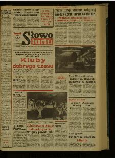 Słowo Ludu : dziennik Polskiej Zjednoczonej Partii Robotniczej, 1987 R.XXXVIII, nr 21
