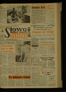 Słowo Ludu : dziennik Polskiej Zjednoczonej Partii Robotniczej, 1987 R.XXXVIII, nr 23 (magazyn środowy)