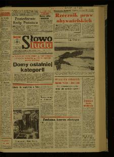 Słowo Ludu : dziennik Polskiej Zjednoczonej Partii Robotniczej, 1987 R.XXXVIII, nr 27