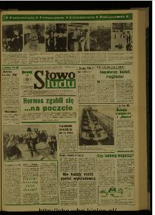 Słowo Ludu : dziennik Polskiej Zjednoczonej Partii Robotniczej, 1987 R.XXXVIII, nr 32