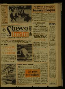 Słowo Ludu : dziennik Polskiej Zjednoczonej Partii Robotniczej, 1987 R.XXXVIII, nr 35 (magazyn środowy)
