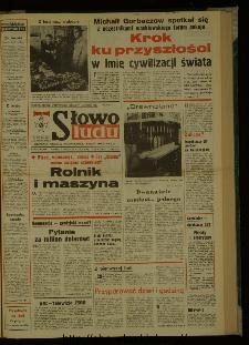 Słowo Ludu : dziennik Polskiej Zjednoczonej Partii Robotniczej, 1987 R.XXXVIII, nr 40