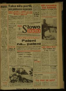 Słowo Ludu : dziennik Polskiej Zjednoczonej Partii Robotniczej, 1987 R.XXXVIII, nr 45