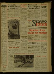 Słowo Ludu : dziennik Polskiej Zjednoczonej Partii Robotniczej, 1987 R.XXXVIII, nr 54