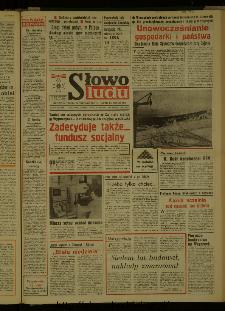 Słowo Ludu : dziennik Polskiej Zjednoczonej Partii Robotniczej, 1987 R.XXXVIII, nr 60