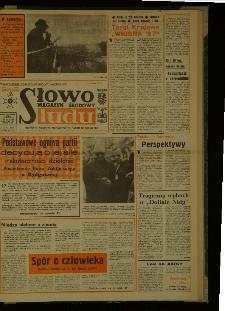 Słowo Ludu : dziennik Polskiej Zjednoczonej Partii Robotniczej, 1987 R.XXXVIII, nr 65 (magazyn środowy)