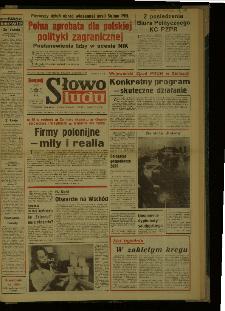 Słowo Ludu : dziennik Polskiej Zjednoczonej Partii Robotniczej, 1987 R.XXXVIII, nr 66