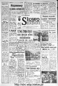 Słowo Ludu : organ Komitetu Wojewódzkiego Polskiej Zjednoczonej Partii Robotniczej, 1973, R.XXIV, nr 193