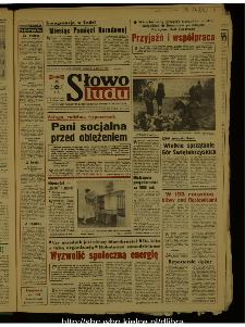 Słowo Ludu : dziennik Polskiej Zjednoczonej Partii Robotniczej, 1987 R.XXXVIII, nr 81