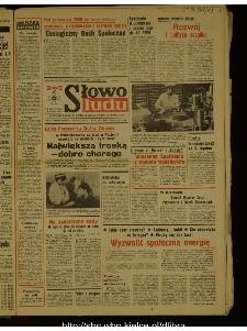 Słowo Ludu : dziennik Polskiej Zjednoczonej Partii Robotniczej, 1987 R.XXXVIII, nr 82