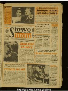 Słowo Ludu : dziennik Polskiej Zjednoczonej Partii Robotniczej, 1987 R.XXXVIII, nr 83 (magazyn środowy)