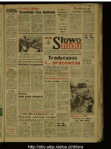 Słowo Ludu : dziennik Polskiej Zjednoczonej Partii Robotniczej, 1987 R.XXXVIII, nr 92