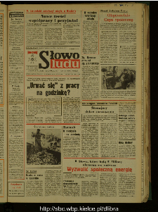 Słowo Ludu : dziennik Polskiej Zjednoczonej Partii Robotniczej, 1987 R.XXXVIII, nr 94